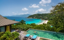 Four Seasons Resort Seychelles, Mahe Island, Seychelles. © Four Seasons Hotels Inc.