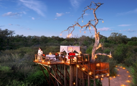 Sleep Under the Stars: 12 Most Romantic star beds in Africa