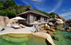 Water Villa 3. © Travel+Style