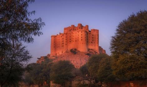 Alila Fort Bishangarh, Jaipur, India. TravelPlusStyle.com