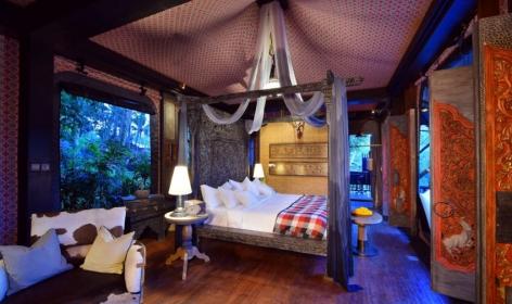 Capella Ubud, Bali, Indonesia. TravelPlusStyle.com