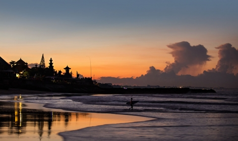 COMO Echo Beach, Bali, Indonesia. TravelPlusStyle.com