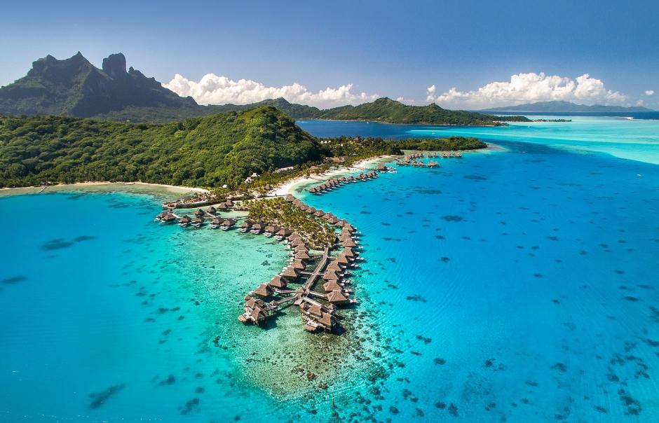 Conrad Bora Bora Nui, French Polynesia. TravelPlusStyle.com