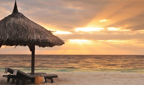 Four Seasons Resort Seychelles at Desroches Island, Seychelles. TravelPlusStyle.com