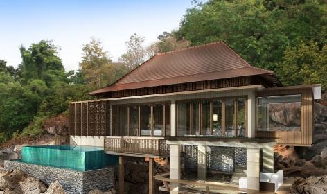 The Ritz-Carlton Langkawi, Malaysia. TravelPlusStyle.com