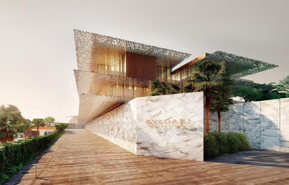 Bulgari Hotel & Residences Dubai, UAE. TravelPlusStyle.com