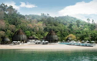 The Ritz-Carlton Langkawi, Malaysia. TravelPlusStyle.com