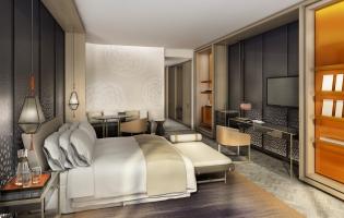 Four Seasons Hotel Kuwait at Burj Alshaya, Kuwait. TravelPlusStyle.com