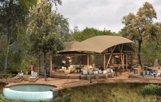 Khwai Leadwood and Khwai Tented Camp, Botswana. TravelPlusStyle.com