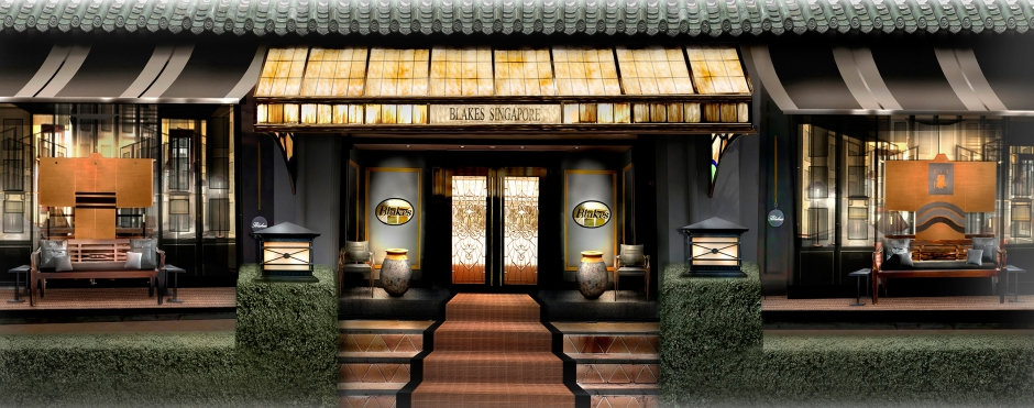 The Duxton Club, A Luxury Collection Hotel, Singapore. TravelPlusStyle.com
