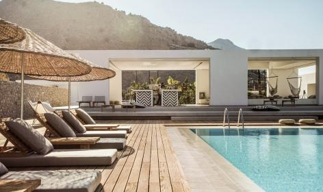 Casa Cook Kos, Marmari, Greece. TravelPlusStyle.com