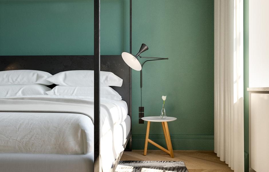 Nobis Hotel Copenhagen, Denmark. TravelPlusStyle.com
