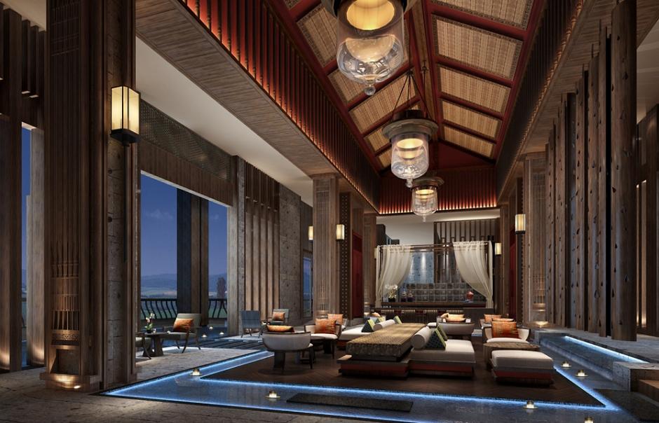 Anantara Guiyang Resort, China. TravelPlusStyle.com