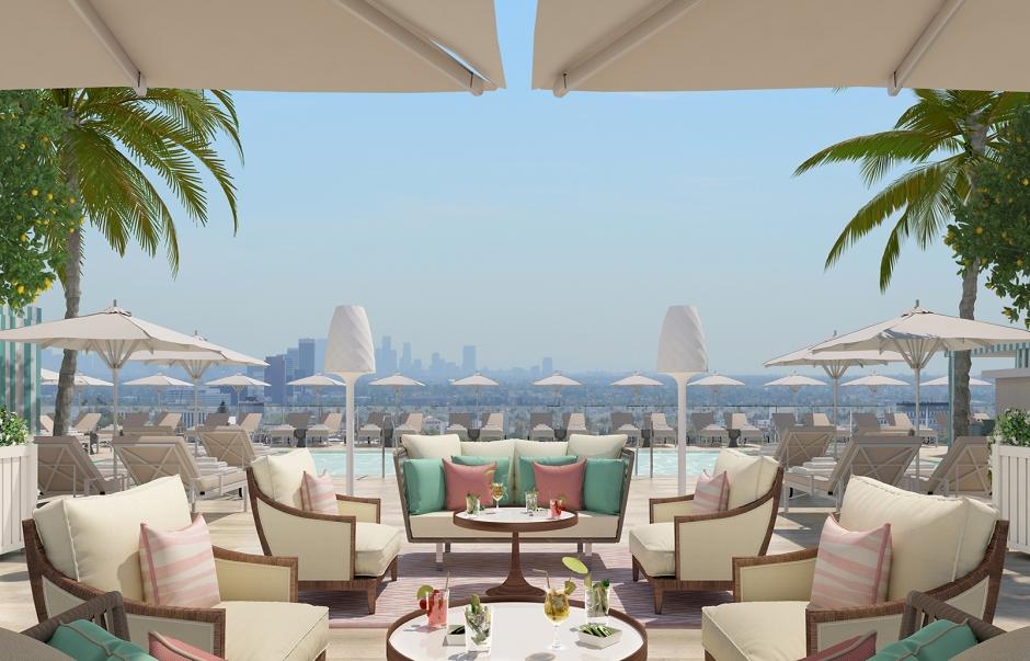 Waldorf Astoria Beverly Hills, California. TravelPlusStyle.com