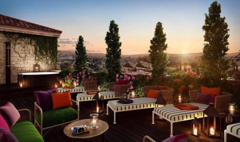 Brown Hotel, Jerusalem. TravelPlusStyle.com