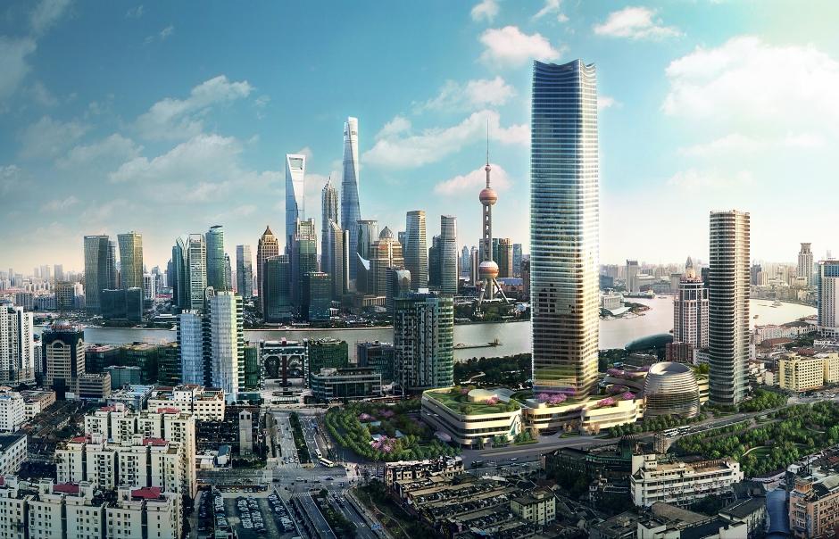 W Shanghai - The Bund, China. TravelPlusStyle.com