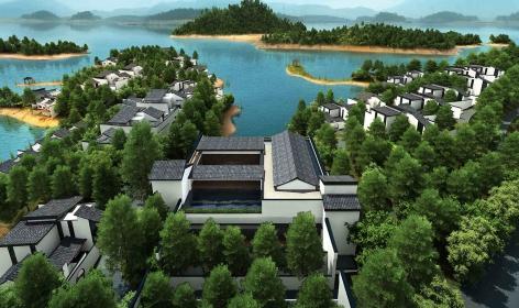Ahn Luh Qiandao Lake, Hangzhou. TravelPlusStyle.com