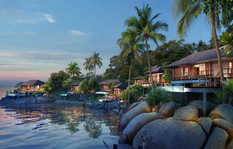 The Residence Bintan, Indonesia. TravelPlusStyle.com