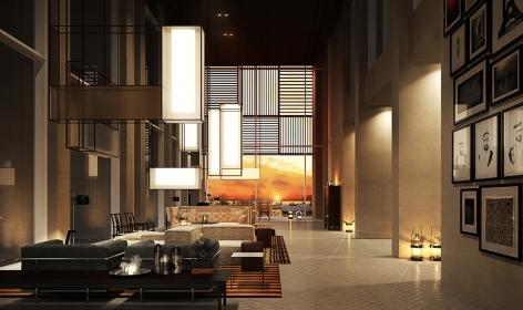 The Oberoi Beach Resort, Al Zorah, United Arab Emirates. TravelPlusStyle.com