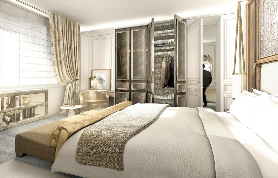 Hotel Eden, Rome, Italy. TravelPlusStyle.com