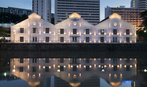 The Warehouse Hotel, Singapore. TravelPlusStyle.com