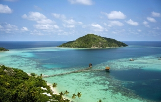 Bawah Private Island, Indonesia. TravelPlusStyle.com