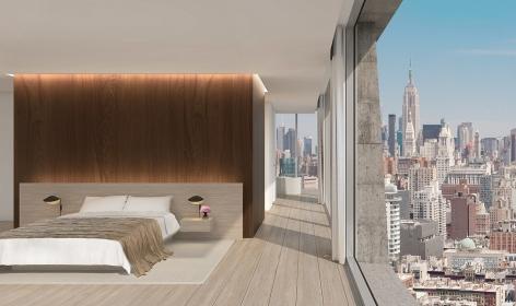 Public Hotel, New York, US. TravelPlusStyle.com