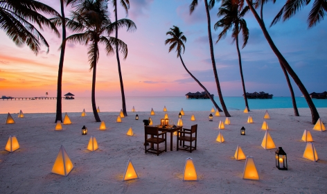 Gili Lankanfushi, Maldives. © HPL Hotels & Resorts
