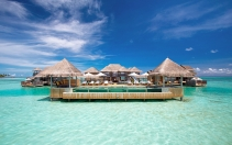 Gili Lankanfushi, Maldives. Luxury Hotel Review by TravelPlusStyle. Photo © HPL Hotels & Resorts
