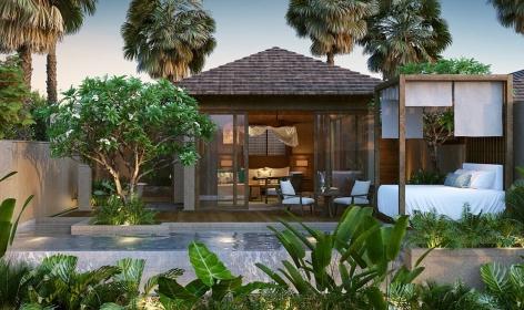 Six Senses Uluwatu, Bali, Indonesia. TravelPlusStyle.com