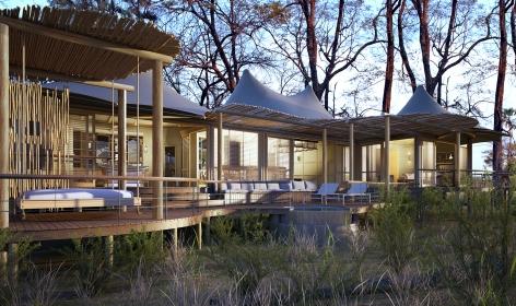 Mombo Camp, Botswana. TravelPlusStyle.com
