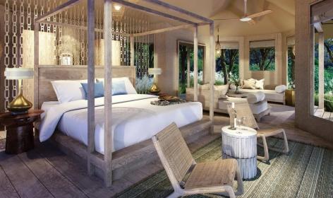 Wa Ale Island Resort , Burma. TravelPlusStyle.com