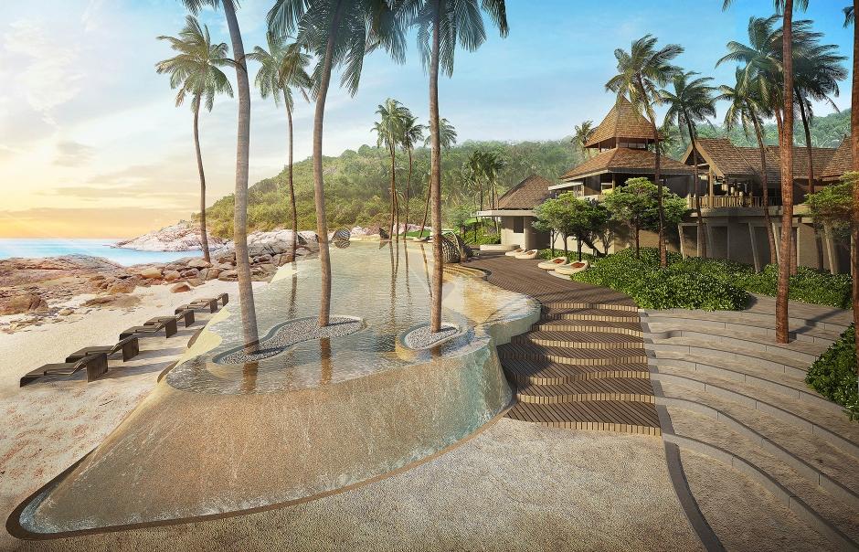 The Ritz-Carlton, Koh Samui Thailand. TravelPlusStyle.com