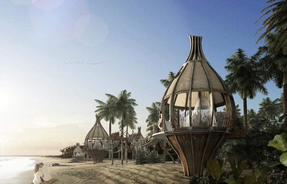 Awakening, Riviera Maya, Mexico. TravelPlusStyle.com