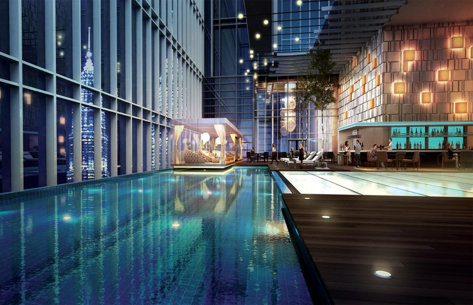 Four Seasons Hotel Kuala Lumpur, Malaysia. TravelPlusStyle.com