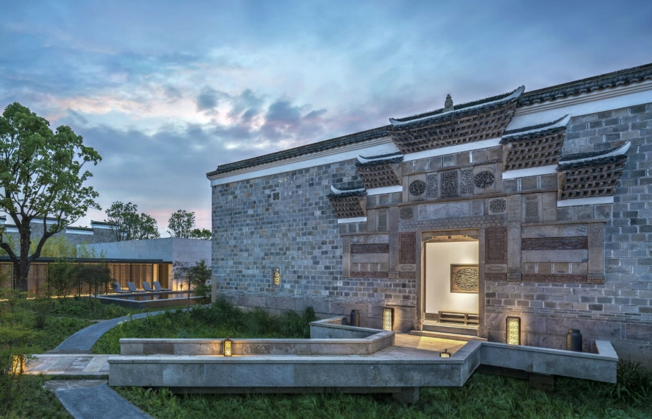 Amanyangyun, Shanghai, China. TravelPlusStyle.com