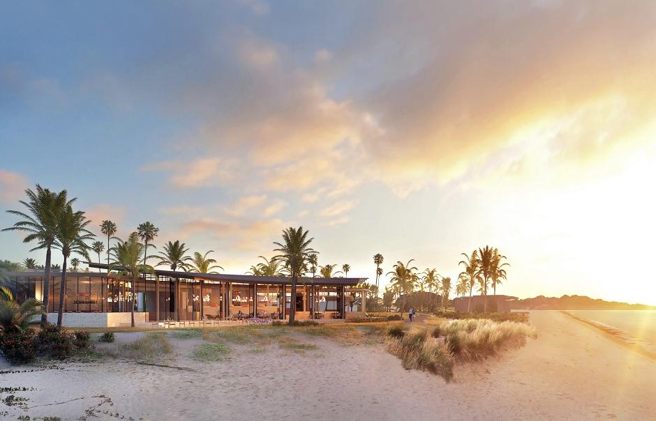 Four Seasons Resort Los Cabos at Costa Palmas, Mexico. TravelPlusStyle.com
