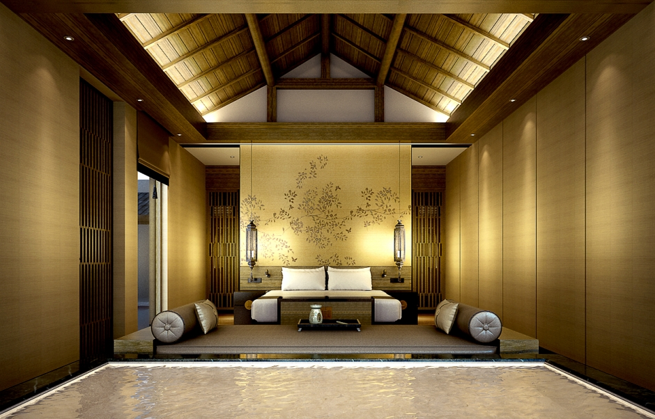 Banyan Tree Anji, China. TravelPlusStyle.com