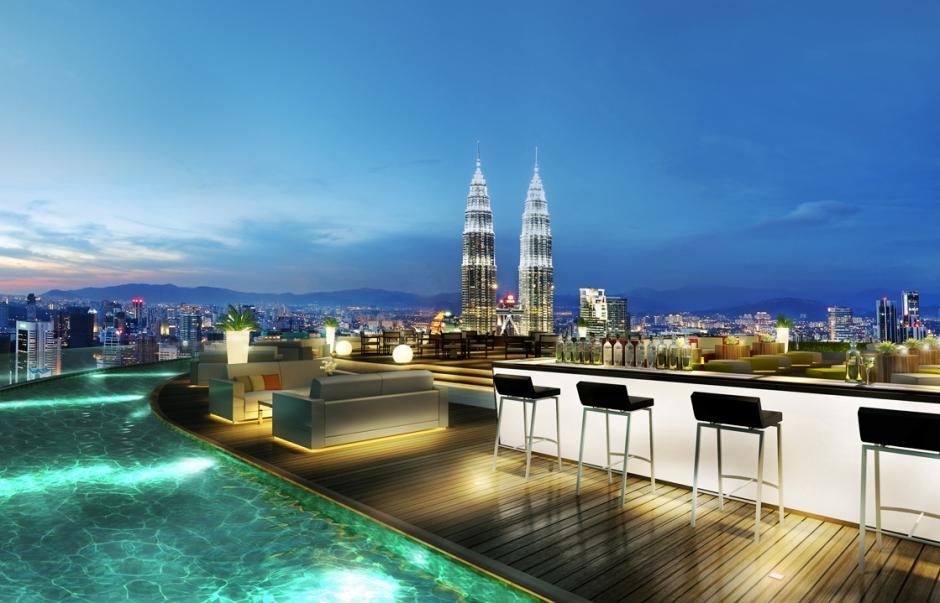 Banyan Tree Kuala Lumpur, Malaysia. TravelPlusStyle.com