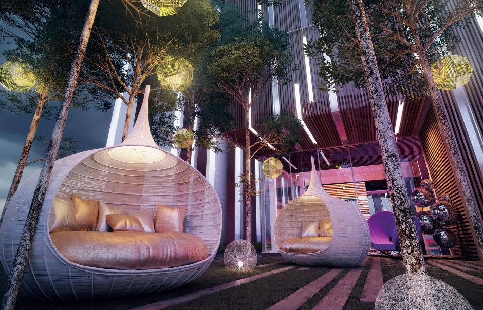 W Kuala Lumpur. TravelPlusStyle.com