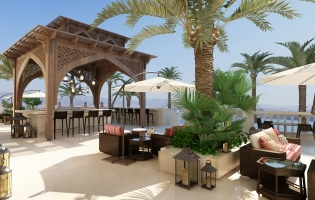 Al Manara, A Luxury Collection Hotel Saraya Aqaba, Jordan. TravelPlusStyle.com