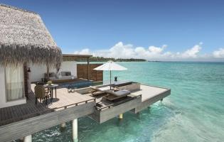 Sirru Fen Fushi, Maldives. TravelPlusStyle.com
