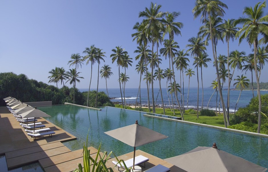 Amanwella, Tangalle, Sri Lanka. Luxury Hotel Review by TravelPlusStyle. Photo © Aman Resorts