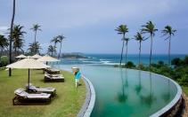 Cape Weligama, Sri Lanka. Luxury Hotel Review by TravelPlusStyle. Photo © Resplendent Ceylon