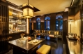 Six Senses Duxton, Singapore. Montgomerie Suite Living Room. Luxury Hotel Review by TravelPlusStyle. Photo © Six Senses Hotels Resorts Spas