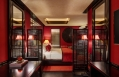 Six Senses Duxton, Singapore, Opium Room (Ruby). © Six Senses Hotels Resorts Spas