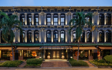 Six Senses Duxton, Singapore. Luxury Hotel Review by TravelPlusStyle. Photo © Six Senses Hotels Resorts Spas