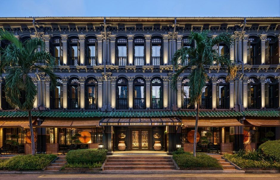 Six Senses Duxton, Singapore. © Six Senses Hotels Resorts Spas