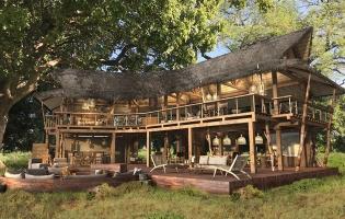 Nyamatusi Camp and Nyamatusi Mahogany, Zimbabwe.