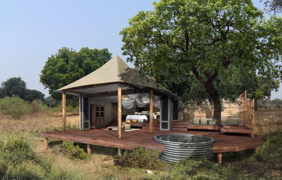 Nyamatusi Camp and Nyamatusi Mahogany, Zimbabwe